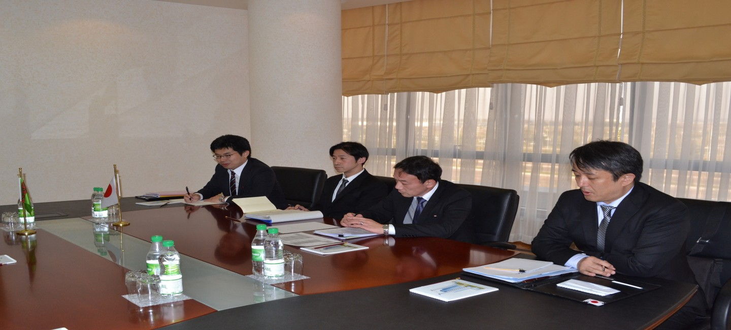Turkmen-Japanese political consultations were held at the Ministry of Foreign Affairs of Turkmenistan