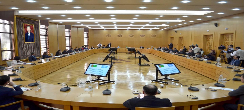 В МИД состоялся брифинг, посвященный сотрудничеству Туркменистана с международными организациями в области здравоохранения
