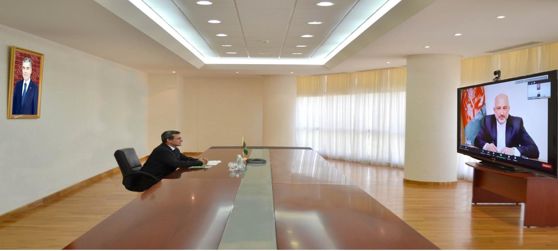 Ключевые аспекты туркмено-афганского сотрудничества обсуждены