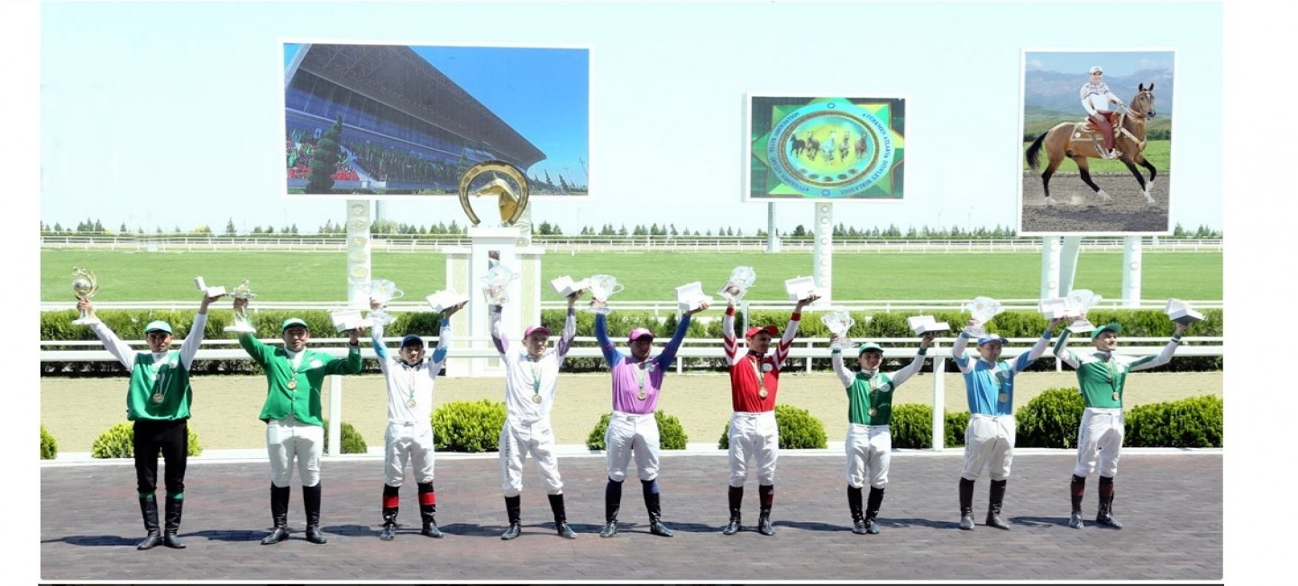 Turkmenistan widely celebrated the National Holiday of the Turkmen Horse