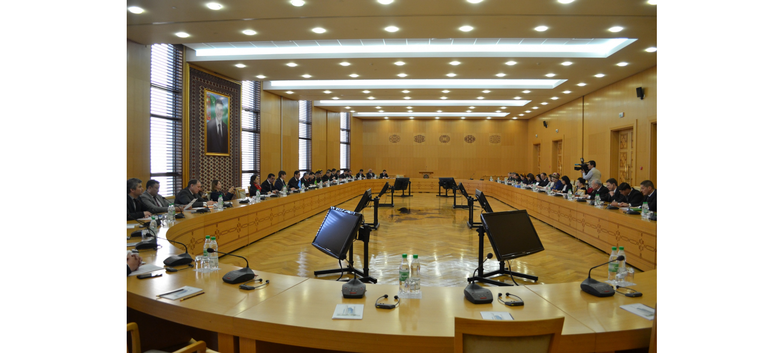 Состоялось заседание Национального руководящего и координационного комитета Рамочной программы партнёрства в целях развития на 2016-2020 годы